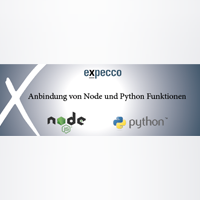 Node and Python functions