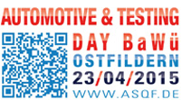 Automotive & Testing Day BaWü