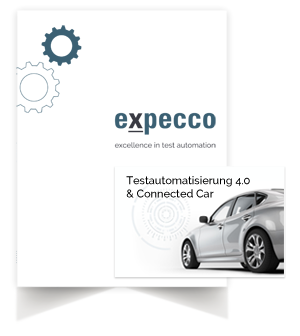 testautomatisierung connected car flyer